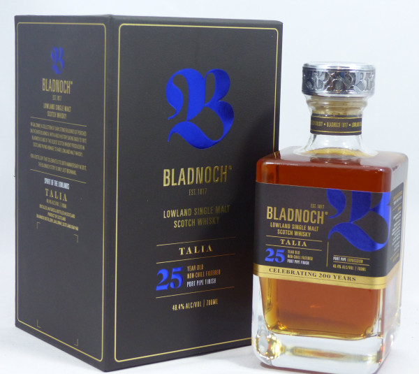 Bladnoch 25 years TALIA - Celebarting 200 Years