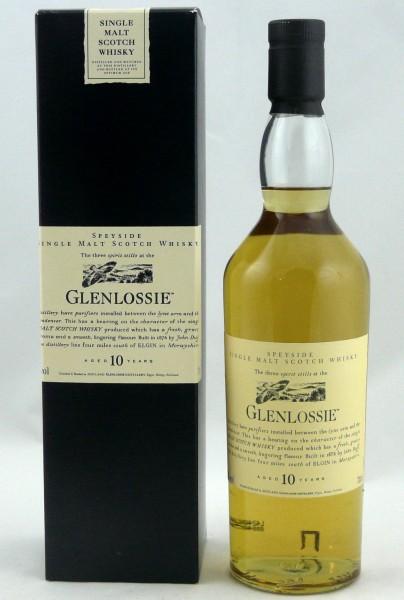 Glenossie 10 Jahre Flora und Fauna