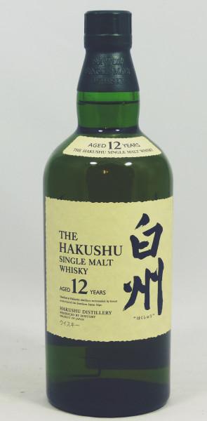 Suntory Hakushu 12 Jahre