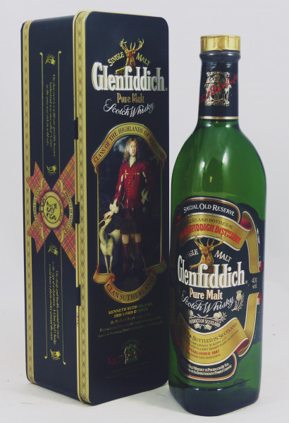 Glenfiddich Special Old Reserve Clan Sutherland
