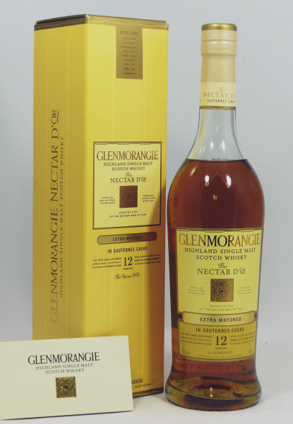 Glenmorangie 12 Jahre Nectar D'or Sauternes Finish - 2nd. Edition