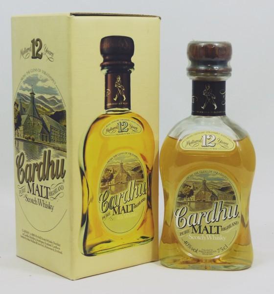 Cardhu 12 Jahre Pure Highland Malt, b. 80's