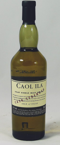 Caol Ila Cask Strength 60.1% 20cl