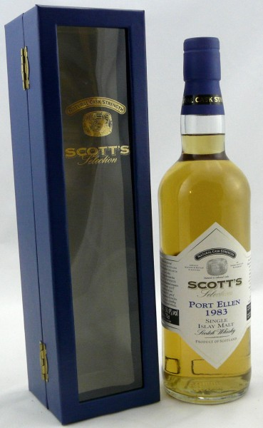 Port Ellen 1983 b. 1997 Scott's Selection