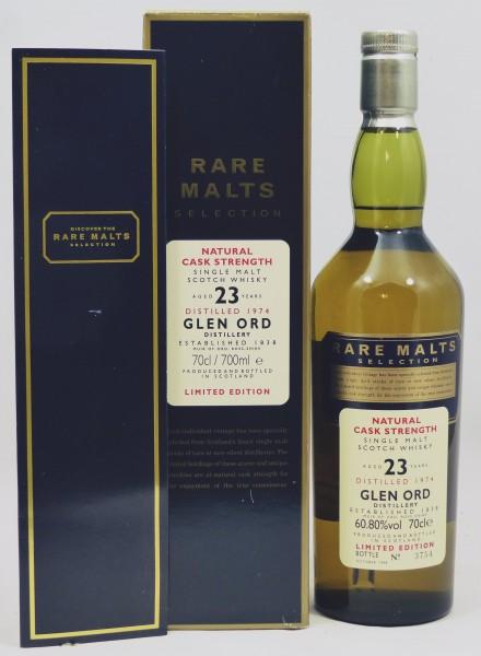 Glen Ord 23 Jahre 1974 Rare Malts Selection