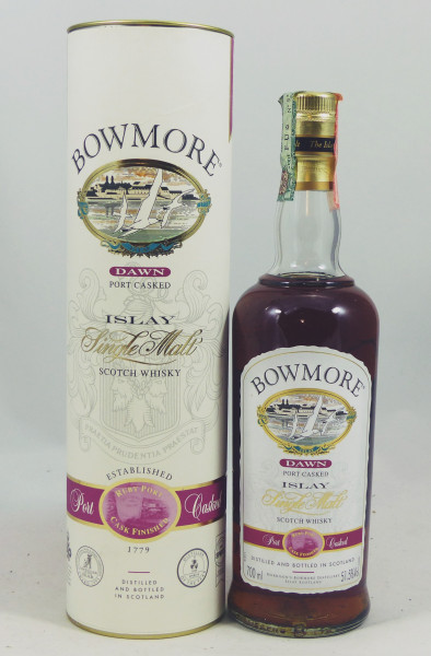 Bowmore Dawn Port Cask Finish
