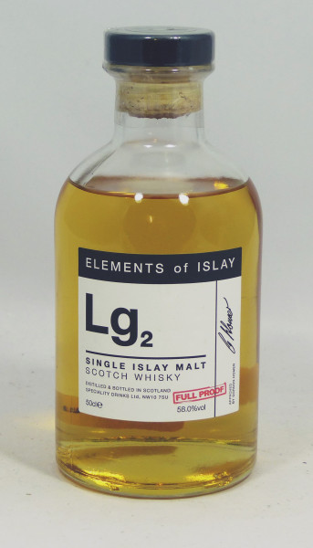 Lagavulin Lg2 Elements of Islay