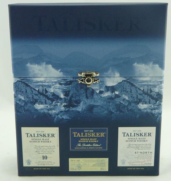 Talisker Collection 10Y - DE - North 3 x 20cl