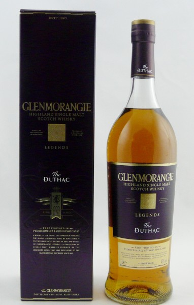 Glenmorangie Legends The Duthac