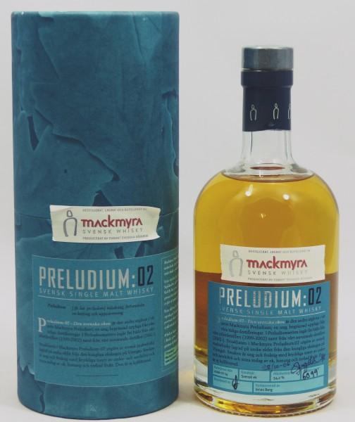 Mackmyra Preludium 02