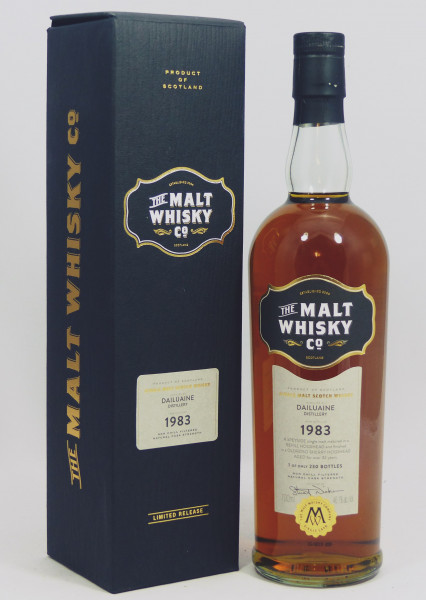 Dailuaine 32 Jahre 1983 - TMWC
