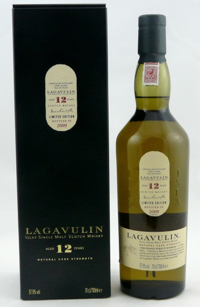 Lagavulin 12 Jahre b. 2009 Special Release