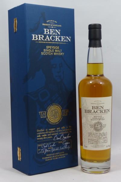 Ben Bracken 25 years old