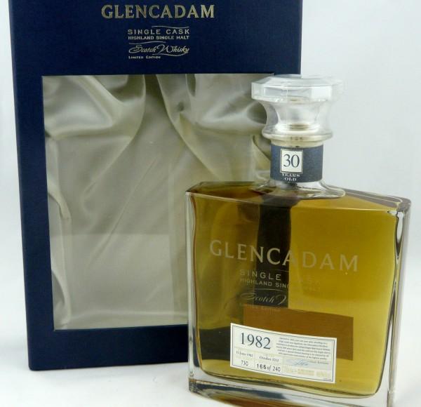 Glencadam 30 Years 1982 Single Cask 730