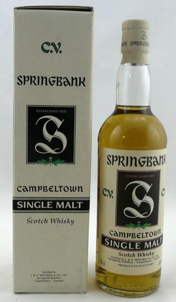 Springbank C.V. old Style