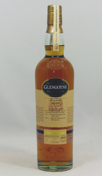 Glengoyne 1997 b. 2012 Chateau Palmer Wine Cask Finish