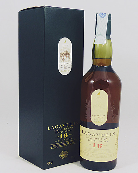 Lagavulin 16 Years, Abfüllung L8326CM005