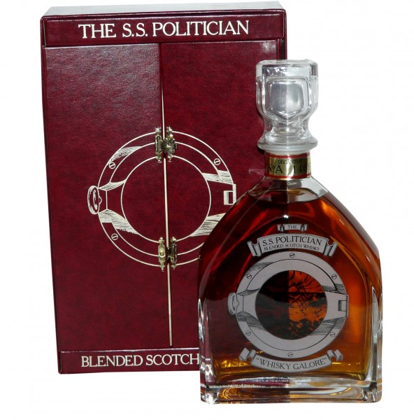 The S.S. Politician - Whisky Galore