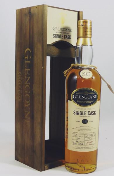Glengoyne 19 years 1985 Cask 1227 Oloroso Sherry