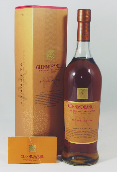 Glenmorangie Sonnalta PX 1Ltr.