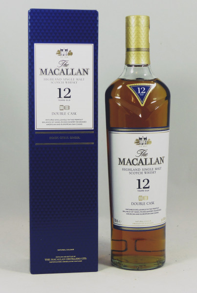 Macallan 12 Jahre alt Double Cask