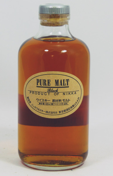 Nikka Pure Malt Black - La Maison du Whisky