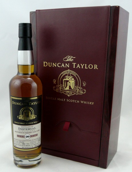 Imperial 20 years 1995 The Duncan Taylor Single Range
