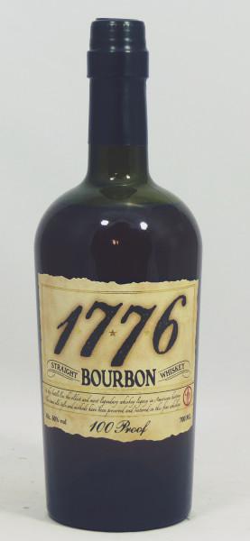 James E. Pepper 1776 Straight Bourbon - alte Aufmachung