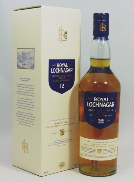 Lochnagar 12 Jahre ältere Abfüllung von 2011