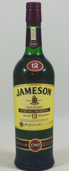 Jameson 12 Jahre - Special Reserve