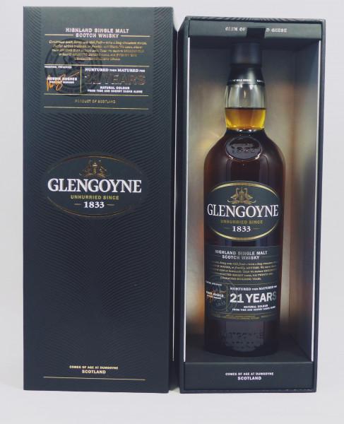 Glengoyne 21 Jahre