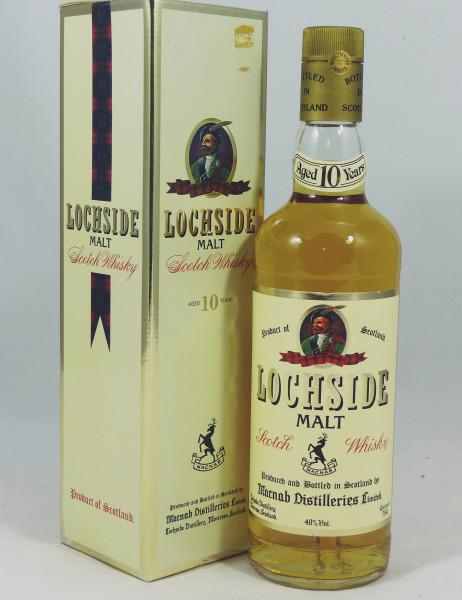 Lochside aged 10 years Macnab Distillers - old Style 1990