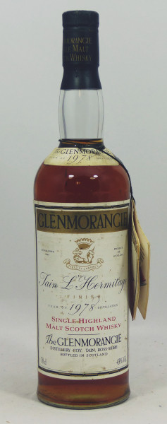 Glenmorangie 1978 Tain L'Hermitage