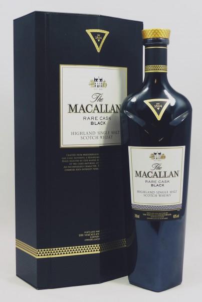 Macallan Rare Cask Black 1824 Masters Serie