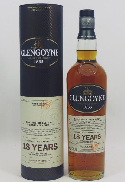 Glengoyne 18 Jahre Abfüllung 2017